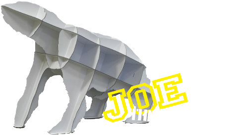Joe the Polar Bear